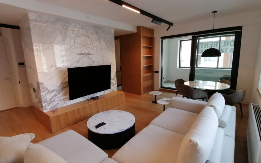 Lux i moderan trosoban stan na prestižnoj lokaciji, sa garažnim mestom