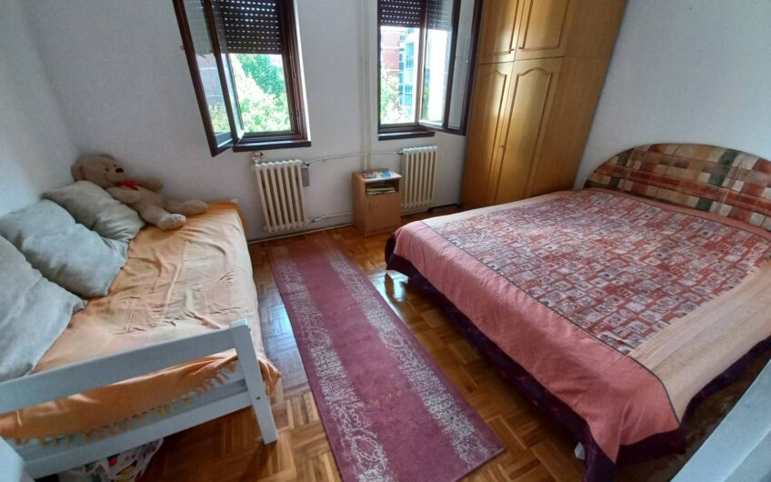 Lep i udoban porodičan stan nadomak Zemunskog keja