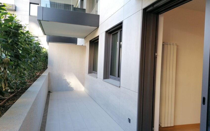 Kompleks Novi Dorćol, LUX stan  sa sopstvenom baštom u novogradnji